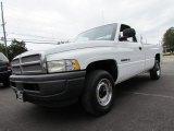 2001 Bright White Dodge Ram 1500 Regular Cab #66820852