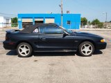 1997 Ford Mustang Black