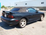 1997 Ford Mustang GT Convertible Data, Info and Specs