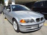 1999 Titanium Silver Metallic BMW 3 Series 328i Sedan #66820143