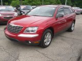 2004 Inferno Red Pearl Chrysler Pacifica AWD #66820129