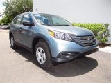 Opal Sage Metallic Honda CR-V in 2012