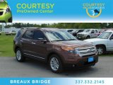 2011 Golden Bronze Metallic Ford Explorer XLT #66820763