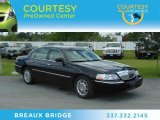 2008 Black Lincoln Town Car Signature Limited #66820759