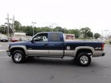 1999 Chevrolet Silverado 2500 LS Extended Cab 4x4 Data, Info and Specs