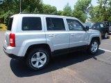 2012 Jeep Patriot Bright Silver Metallic