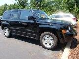 2012 Jeep Patriot Black