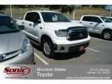 2010 Super White Toyota Tundra SR5 CrewMax 4x4 #66820063