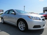2013 Silver Ice Metallic Chevrolet Malibu ECO #66820415