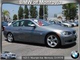 2009 Space Grey Metallic BMW 3 Series 328i Coupe #66820404