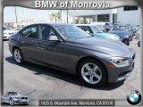 2012 Mineral Grey Metallic BMW 3 Series 328i Sedan #66820402