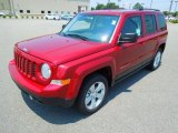 2012 Jeep Patriot Deep Cherry Red Crystal Pearl
