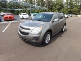 2012 Graystone Metallic Chevrolet Equinox LT #66820638