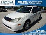 2003 Cloud 9 White Ford Focus SE Wagon #66820631