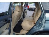 2010 Honda CR-V EX Rear Seat