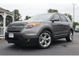 2011 Sterling Grey Metallic Ford Explorer Limited #66882740