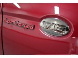 Nissan Frontier 2002 Badges and Logos