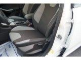 2012 Ford Focus SE Sport Sedan Front Seat