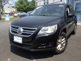 2011 Deep Black Metallic Volkswagen Tiguan S 4Motion #66883097