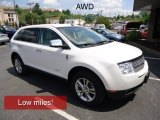 2010 White Platinum Tri-Coat Lincoln MKX AWD #66882331