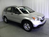 2009 Alabaster Silver Metallic Honda CR-V LX 4WD #66882710