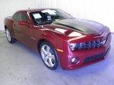 2010 Red Jewel Tintcoat Chevrolet Camaro SS Coupe #66882706
