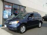 2011 Royal Blue Pearl Honda CR-V EX-L 4WD #66883009