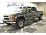 1999 Chevrolet Silverado 2500 LS Crew Cab 4x4 Data, Info and Specs