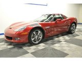 2013 Crystal Red Tintcoat Chevrolet Corvette Grand Sport Coupe #66882981
