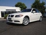 2008 Alpine White BMW 3 Series 335i Sedan #66882240