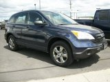 2008 Royal Blue Pearl Honda CR-V LX 4WD #66882237