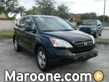 2009 Crystal Black Pearl Honda CR-V LX #66882623