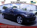 2009 Black Sapphire Metallic BMW 3 Series 328i Convertible #66882944