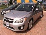 2012 Ice Silver Metallic Subaru Impreza 2.0i Limited 4 Door #66882168