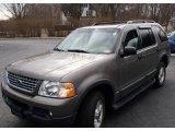 2003 Mineral Grey Metallic Ford Explorer XLT 4x4 #6561694