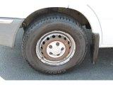 Dodge Sprinter Van 2004 Wheels and Tires