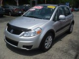 2011 Suzuki SX4 Quicksilver Metallic