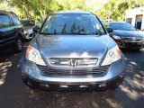2008 Glacier Blue Metallic Honda CR-V EX #66882133