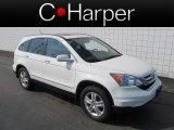 2010 Taffeta White Honda CR-V EX-L AWD #66882910