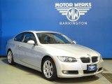2009 Titanium Silver Metallic BMW 3 Series 328xi Coupe #66882123