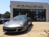 2007 Meteor Grey Metallic Porsche 911 Turbo Coupe #66882889