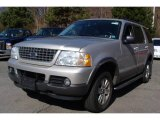 2003 Silver Birch Metallic Ford Explorer XLT AWD #6569041