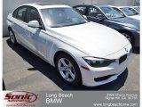 2012 Mineral White Metallic BMW 3 Series 328i Sedan #66882481