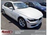 2012 Mineral White Metallic BMW 3 Series 328i Sedan #66882480