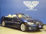 2012 Deep Sea Blue Metallic BMW 3 Series 328i Convertible #66882105