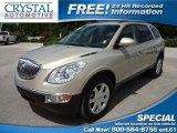 2008 Gold Mist Metallic Buick Enclave CXL #66882819