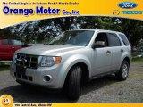 2009 Brilliant Silver Metallic Ford Escape XLS #66882390