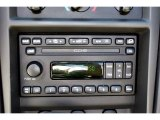 2002 Ford Mustang V6 Convertible Audio System