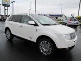 2010 White Platinum Tri-Coat Lincoln MKX Limited Edition AWD #66951989