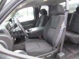 2011 GMC Sierra 2500HD Interiors